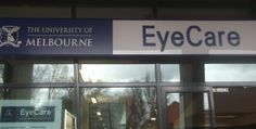 The Department of Optometry & Vision Sciences operates the University of Melbourne EyeCare practice, which offers patient care primarily for University of Melbourne staff and students, but is also open to the general public and for specialist referral by other practitioners.