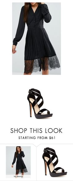 """""""Untitled #1263"""" by laurie-egan on Polyvore featuring Vero Moda and Nine West"""