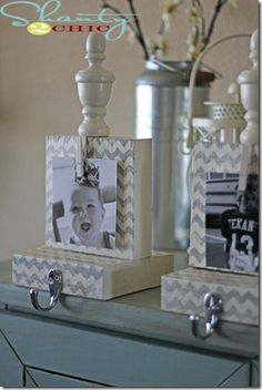 Wooden Stocking Holder Ideas