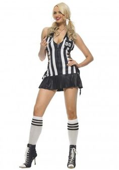 Have all the girls come in sexy sports themed wear.
