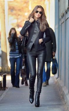 Obsessed with this outfit. Not to mention irina Shayk is my girl crush
