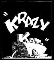 Ignatz Mouse and Krazy Kat