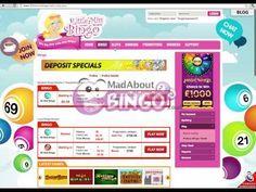 Little Miss Bingo video review  http://www.youtube.com/watch?v=4_YgF9OrnI0