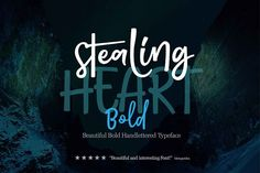 STEALING HEART BOLD  @creativework247