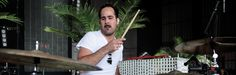 Ronnie Vannucci of The Killers
