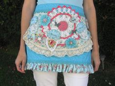 Holly Loves Art: An Art Apron Giveaway at Virtue Radio Network