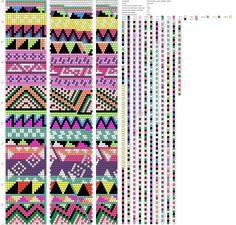 Фотографии Жгуты из бисера схемы – 5 480 фотографий