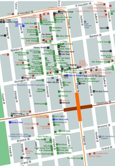 City of New York : Lower East Side Shopping Information | New York Shopping