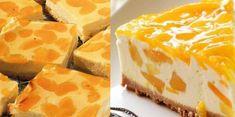 Prajitura cu branza si mandarine la tava