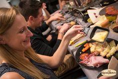 On se régale avec la #RacletteParty @richesmonts !