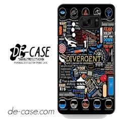 Divergent Art DEAL-3468 Samsung Phonecase Cover For Samsung Galaxy Note 7