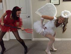 Angel and Devil Costume
