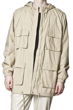 Chad Jacket Khaki by Cheap Monday