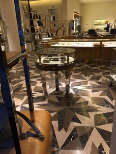 Our #GrisPulpis looks gorgeous on the floor of #BarneysNewYork in Chicago, don't you think?