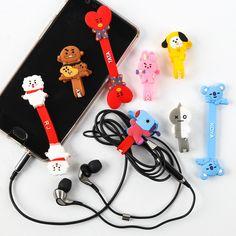 Cable Tie, Kpop Online Store, Earphones Wrap, Bts Doll, Mode Kpop, Kpop Diy, Cable Organizer, Kpop Merch, Shopping