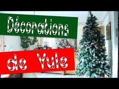 DIY⎜☀️8 Idées décorations de Yule - YouTube