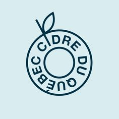Brand New: New Logo and Identity for Producteurs de Cidre du Québec by Sponsored Sponsored Brand New: New Logo and Identity for Cider Producers of Quebec by Brand Identity Design, Branding Design, Quebec, Seal Design, Old Logo, Badge Design, Poster S, Creative Logo, Logo Design Inspiration