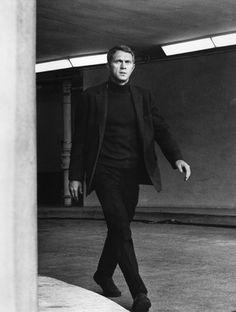 """""""Bullitt"""" Steve McQueen 1968 Solar Productions"""