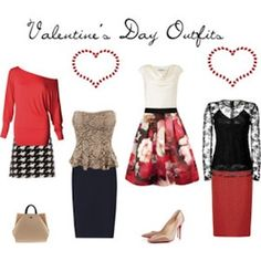 http://www.howtobechicandelegant.com Valentine's day Outfits: Celebrate With Chic and Elegance