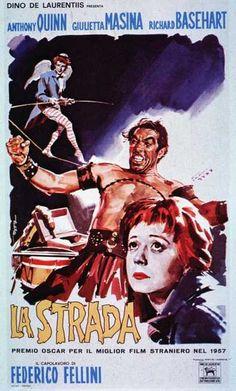 La strada (1954)   FilmTV.it