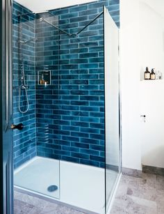 Real home: an extension transforms this Dublin period terrace Metro Tiles Bathroom, Bathroom Renos, Spa Bathrooms, Bathroom Vanities, Brown Bathroom, Small Bathroom, Bathroom Design Luxury, Shower Remodel, Home Room Design