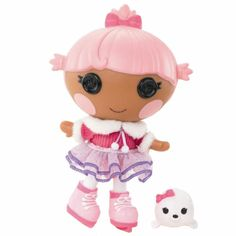 Lalaloopsy Littles™ Doll - Twirly Figure Eight™