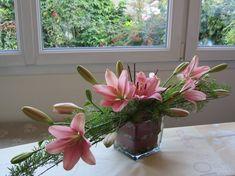 Image - Lys en parallèle - Art Floral   bleuette010  - Skyrock.com