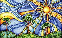16000-psychedelic-landscape-1920x1200-artistic-wallpaper-1.jpg ...