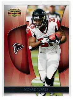 Sports Cards Football – 2009 Donruss Gridiron Gear Michael Turner