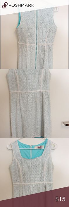 White dress Perfect for Easter/spring Francesca's Collections Dresses Midi