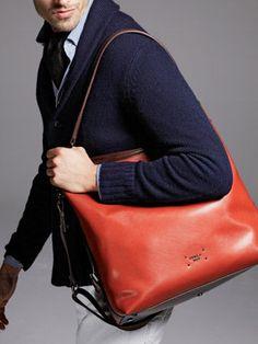 Furla men's bag. Japan original.