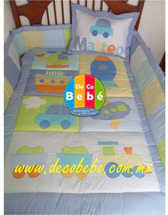 1000 images about todo bebe on pinterest bebe - Colchas cuna patchwork ...