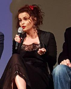 Helena Bonham Carter at the Toronto International Film Festival | 16 September 2017