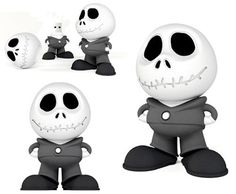 Jack Skellington USB Flash Drive------- Have to re-pin for my niece!!!
