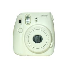 New Model Fuji Instax 8 White ❤ liked on Polyvore featuring fillers, camera, accessories, electronics and green fillers