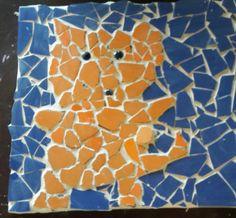 Mosaik. Von Luisa