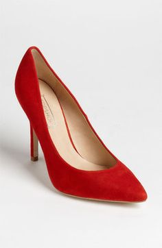 Red Pumps in celebration of Dorothy and the new Oz.... #redpumpsthepinkfrock