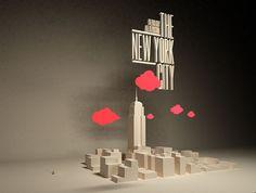THE NEW YORK CITY by igotzu