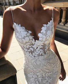 We can't wait to get this beauty in. Coming soon from Enzoani.  #newcollection #love