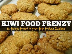 What is New Zealand's national dish? Marmite? Pavlova? Pies? Make up your own mind with this collection of classic New Zealand food.
