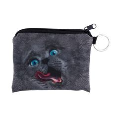 $1.62 (Buy here: https://alitems.com/g/1e8d114494ebda23ff8b16525dc3e8/?i=5&ulp=https%3A%2F%2Fwww.aliexpress.com%2Fitem%2FCoin-Purses%2F32720429386.html ) Lick me cat 3D Printing women wallets portefeuille femme 2016 Fashion billeteras para mujer coin purse billetera hombre wallet for just $1.62