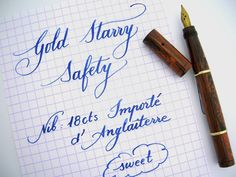 """Misuse of the word """"flex"""" - Page 2 - Fountain & Dip Pens - First Stop - The Fountain Pen Network"""