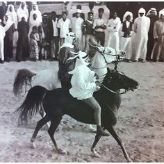Hamdan bin Rashid y Mohammed bin Rashid bin Saeed Al Maktoum. Vía: mmrm1
