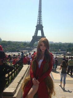 Paris!! Je t'adore
