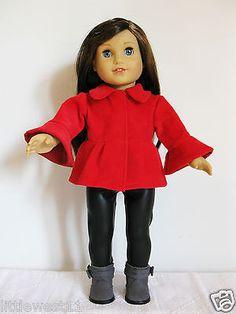 50c3237a2e Handmade-Doll-Clothes-Corduroy-Jacket-Pants-18-American-