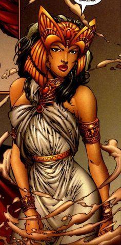 bastet egyptian goddess art - Google Search