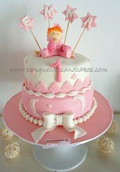 Bautizo Cake