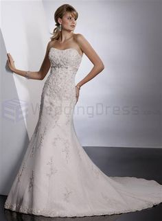 Nice strapless fitted lace wedding dresses 2017-2018 Check more at http://newclotheshop.com/dresses-review/strapless-fitted-lace-wedding-dresses-2017-2018/