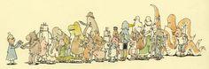Mattias Inks: The line is long