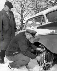 How to Winterize Your Car | The Art of Manliness